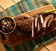 chipotle flank steak